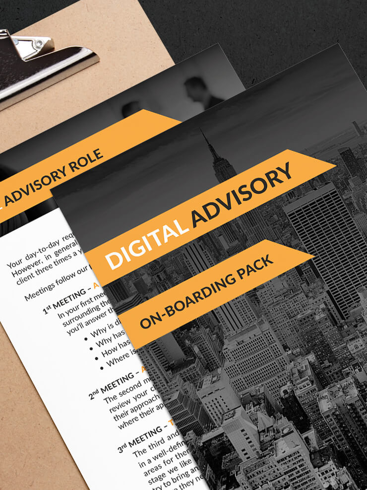 Digital Advisory
